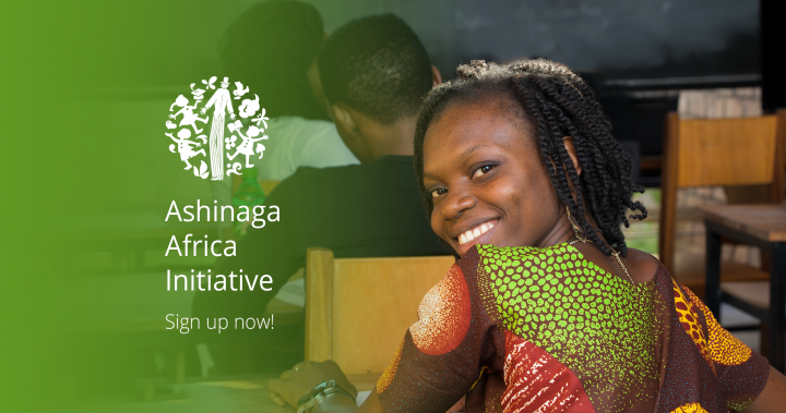 Apply now to the Ashinaga Africa Initiative