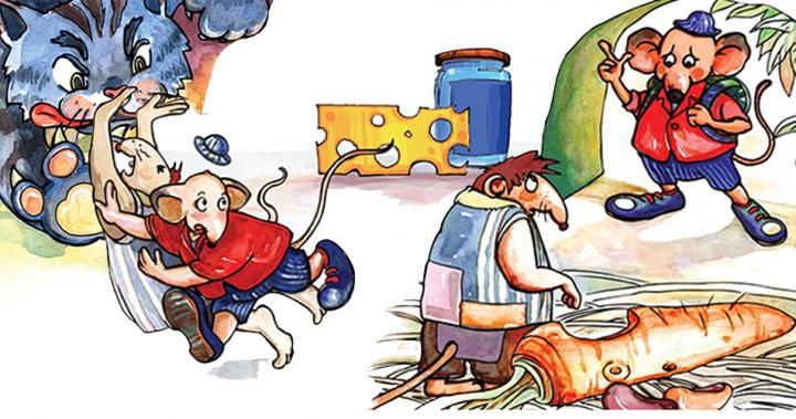 Thế giới tuổi thơ - Kids channel