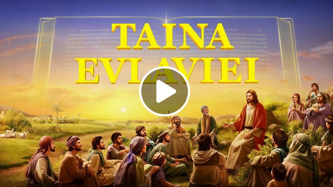 """Film creștin subtitrat """"Taina Evlaviei"""" Domnul Isus a coborât pe nori (film complet)"""