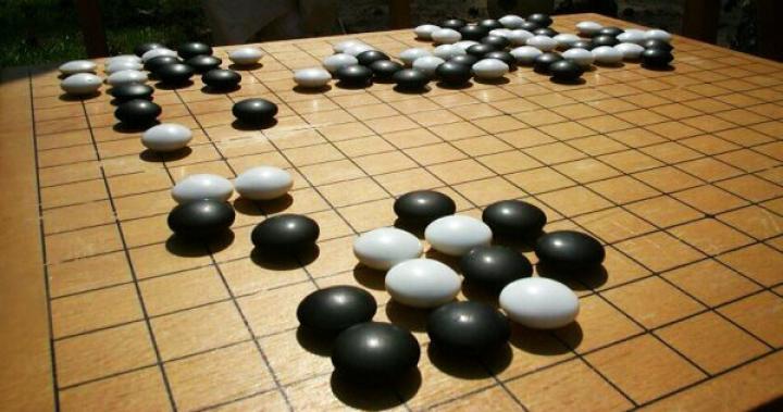 雄中校友第一期圍棋訓練營~ [站方公告] - PGS圍棋站