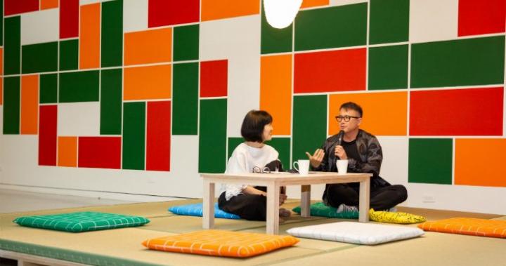 美術館裡的便利商店概念店?台灣藝術家林明弘在北美館展開「24/7」計畫! - MOT TIMES 明日誌