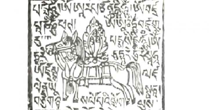 《金紙學》西藏風馬時光機 | BlessingDay