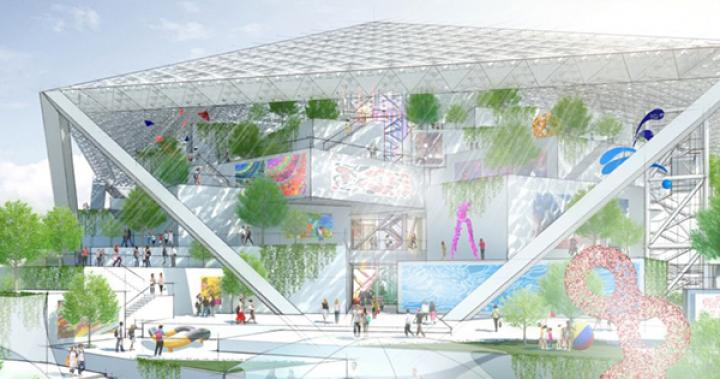 台南美術館南一館試營運 古蹟再運用免費入館 -- MOOK景點家