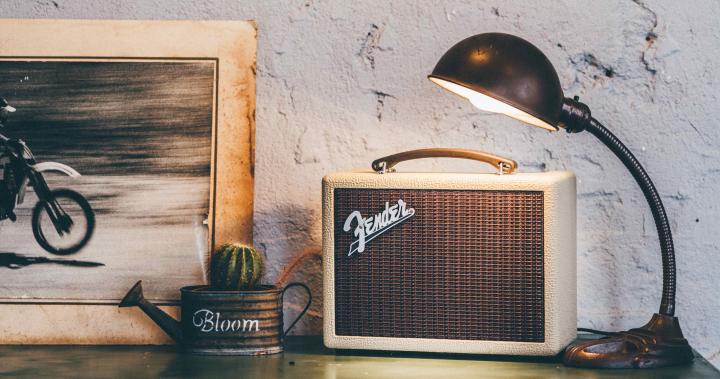 Fender The Indio 藍牙音響 | 以搖滾經典之名,把 Live Band 帶進你家客廳