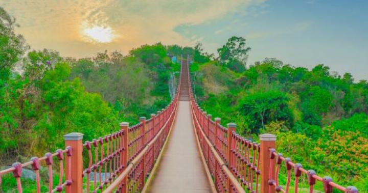 【 高雄景點|彌陀 】漯底山自然公園 走運動步道觀夕陽好去處 | | 南部地區 | ReadyGo