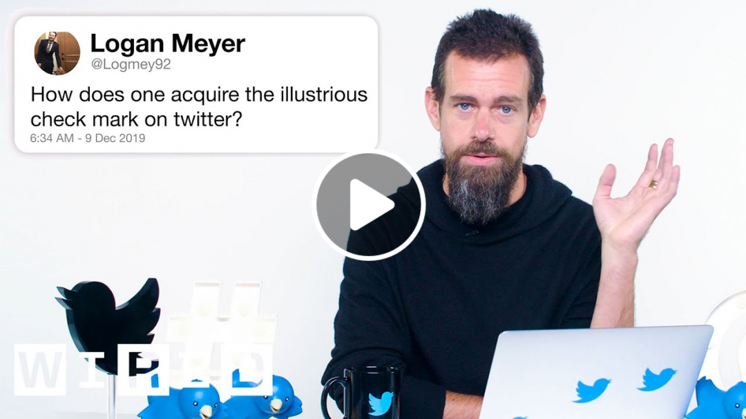 Twitter Co-Founder Jack Dorsey Answers Twitter Questions From Twitter | Tech Support | WIRED