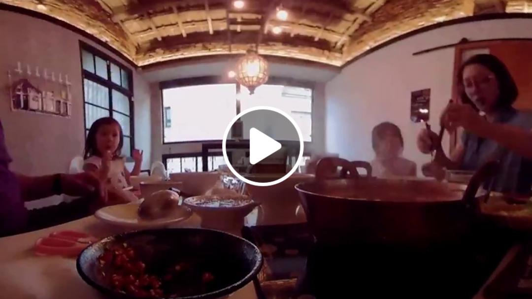 OmiCam 吃火鍋縮時攝影