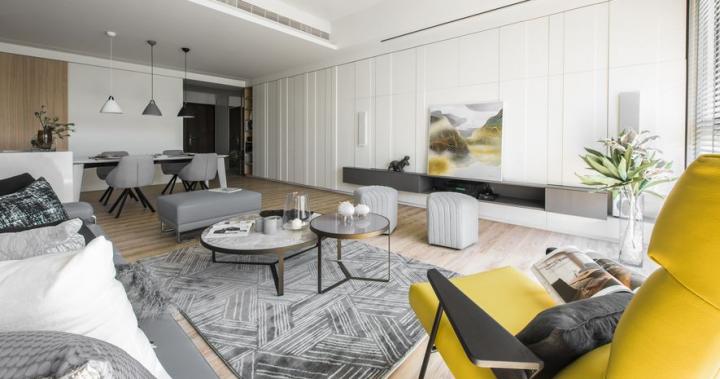 【由里設計 傅瓊慧、李肯】純淨簡約的日光好室 裝滿對家剛好的期待OPEN Design