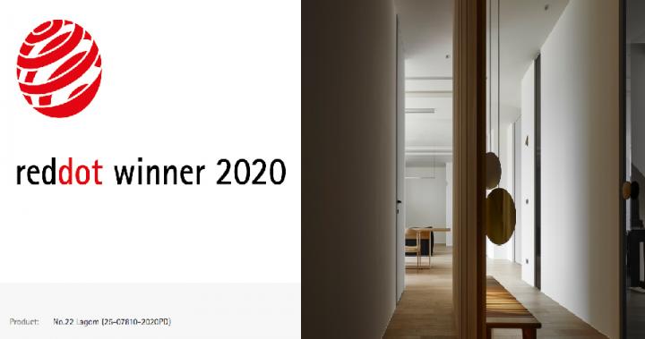 【圭侯設計】2020紅點產品設計大獎 洪文諒捷報頻傳狂搶頭條 OPEN Design