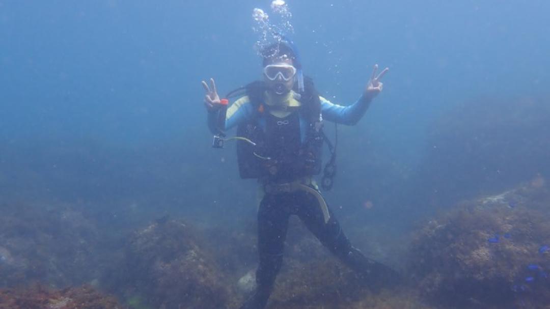 PADI 水肺潛水員課程介紹