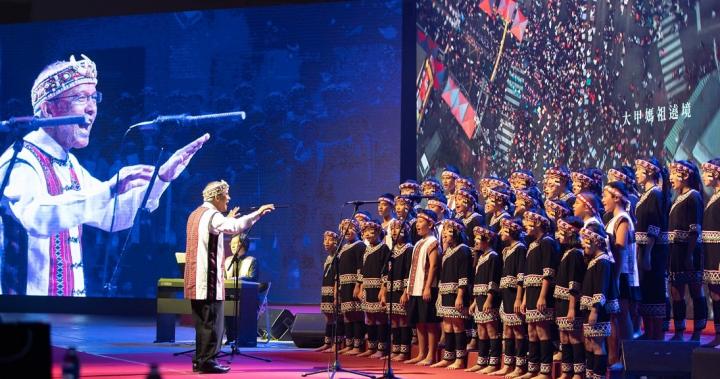 2019教育創新100|台灣原聲教育協會:用合唱打開布農孩子的視野/親子天下網站