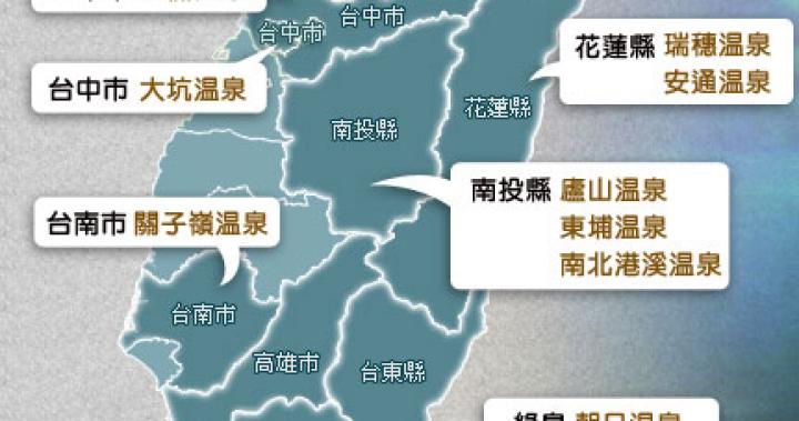 四方通行溫泉網