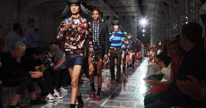 2019春夏米蘭男裝周 PRADA | men's uno Taiwan - 全球最受歡迎中文男性時尚生活雜誌
