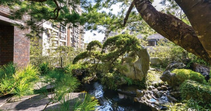 《木荷作庭》效仿自然的住宅景觀設計-欣建築-欣傳媒建築設計頻道
