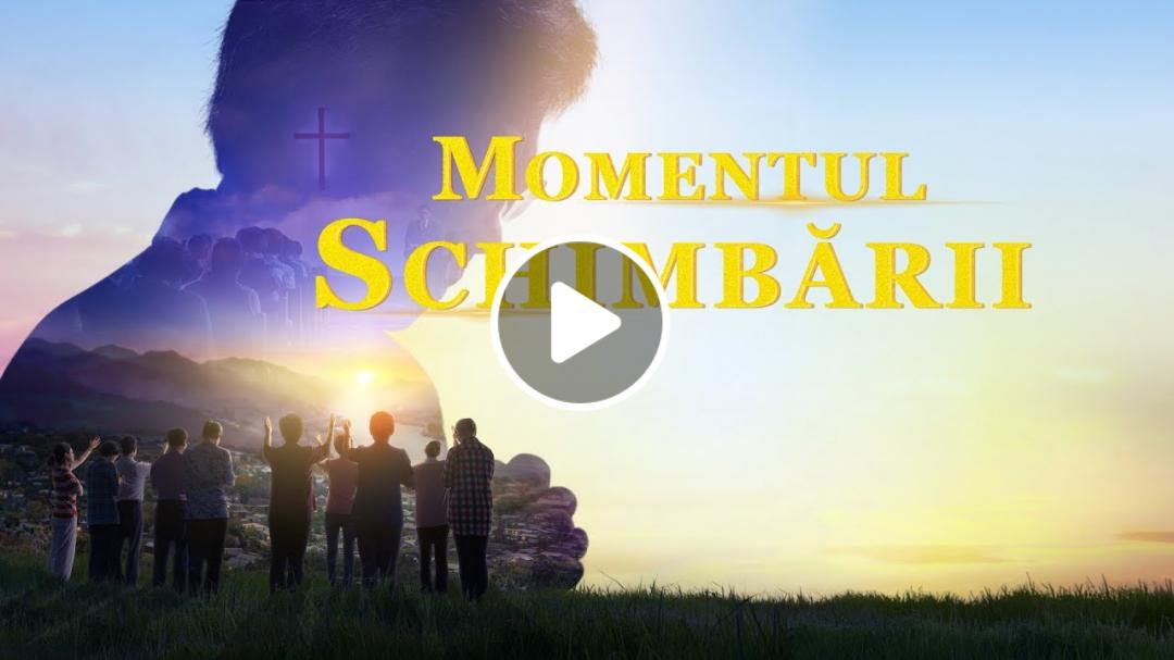 """Trailer filme Evanghelie """"Momentul Schimbării"""""""