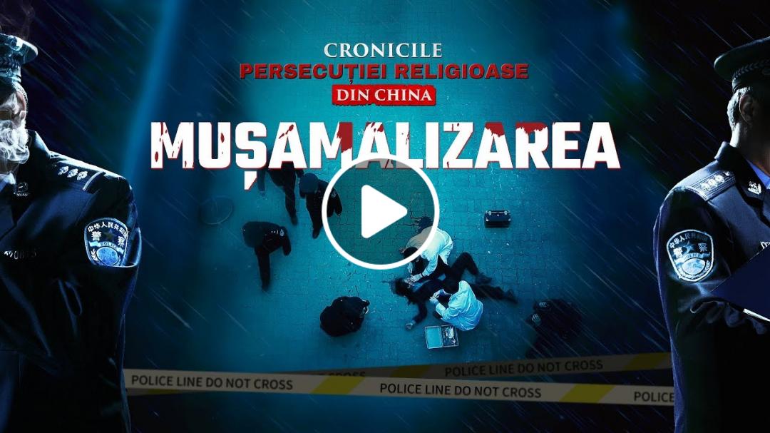 """Film documentar creștin """"Cronicele persecuției religioase din China – Muşamalizarea"""""""