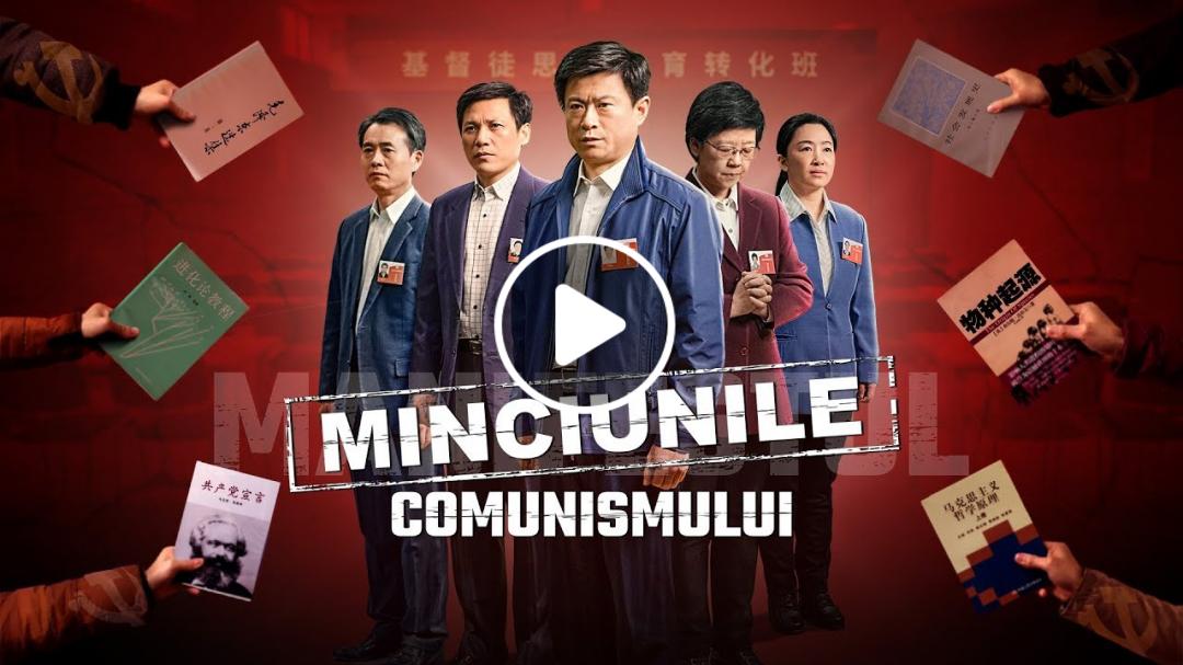 """Film crestin subtitrat """"Manifestul Comunismului"""" PCC efectuează spălarea creierelor creștinilor"""