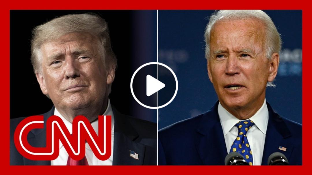 Livestream: The first 2020 presidential debate on CNN
