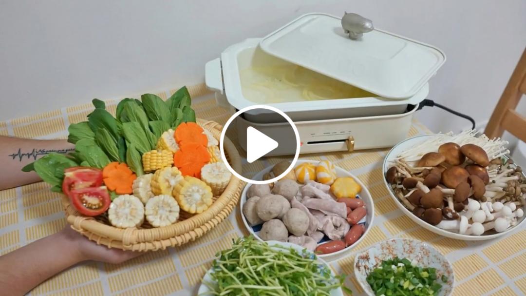 日本BRUNO多功能電烤盤開箱。在家就能輕鬆火烤兩吃超方便│牛牛肥滋滋