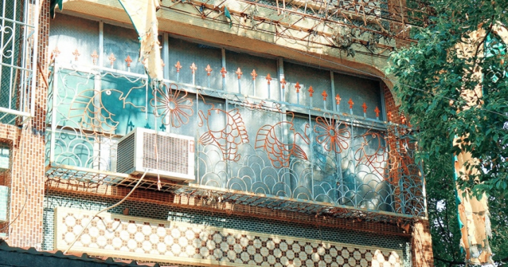 連台鐵也瘋玩的鐵花窗!老屋顏工作室走讀城市角落的美麗窗景,發掘和傳承老宅歲月表情   大人物